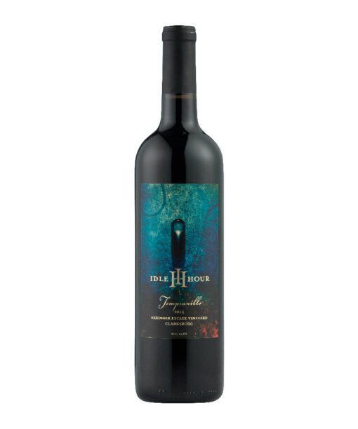 Californien Central Coast, Idle Hour Winery Tempranillo 2013