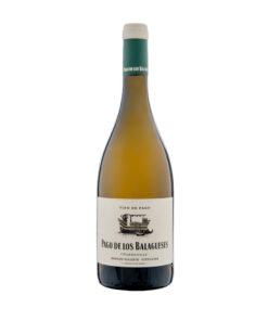 Spanien, Vino de Pago, Bodegas Vegalfaro, Pago de Los Balagueses chardonnay 2016