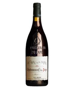 Frankrig, Rhone, Chateauneuf de Pape, Vignobles Mayard, la crau de ma mere 2013